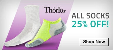 Thorlo Socks 25% Off