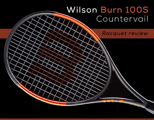 Wilson Burn 100S Countervail Review