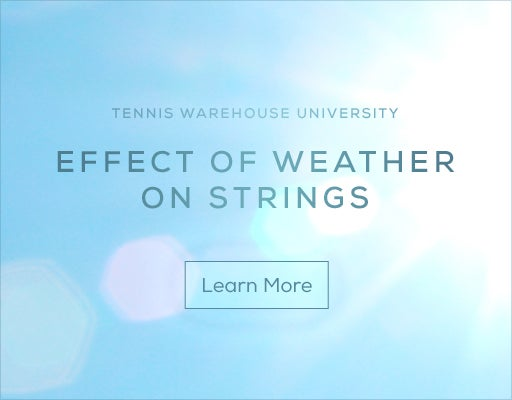 Effect of Weather on Strings