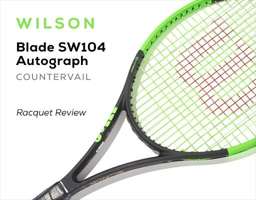 Wilson Blade Countervail