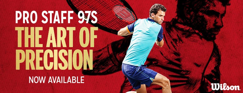 Wilson Pro Staff 97S, The Art of precision, Now Available!