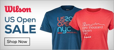Wilson US Open Sale