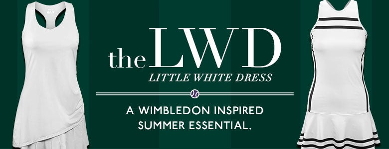 The LWD, The Wimbledone Inspired Summer Essential