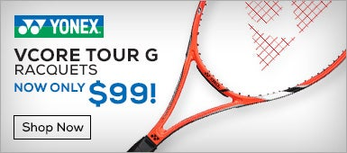 $50 Off Tour F Racquets
