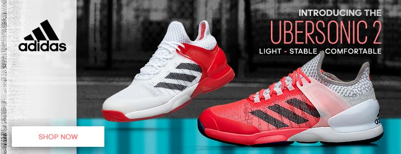 Introducing Adidas Ubersonic 2
