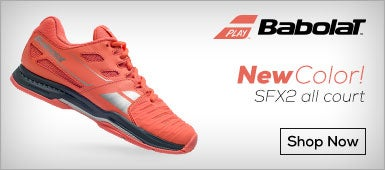 New Babolat SFX2 All Court