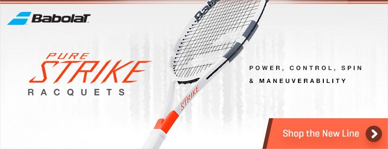 Babolat Pure Strike Racquets!