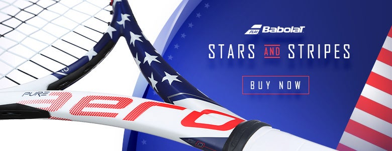 Babolat Stars and Stripes, buy now!