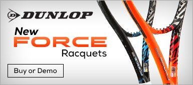 Dunlop Force Racquets