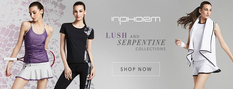 Inphorm Lush and Serpentine Collections