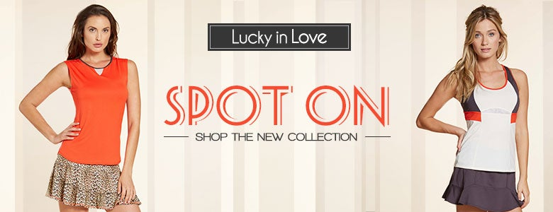 Lucky In Love Spot On