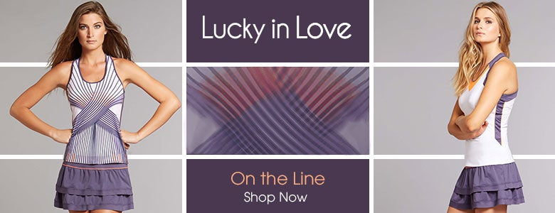 Lucky in Love One the Line