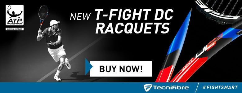 New T-Fight DC Racquets