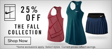 20% Off Nike Fall Apparel
