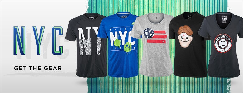 Get your NYC gear!