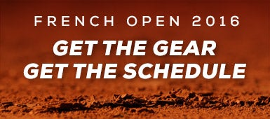 Roland Garros TV Schedule
