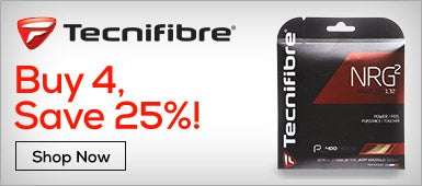 Tecnifibre Buy 4, Save 25%