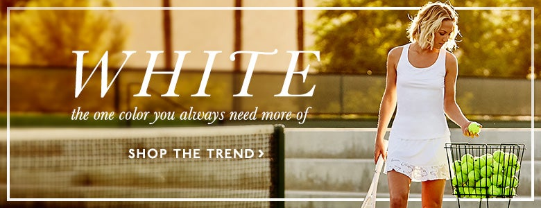 White, the only color you always need more of