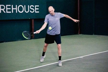 Wilson Blade 104 v7 Racquet view 2