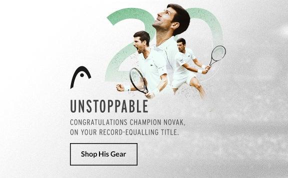 Celebrate Novak's Win