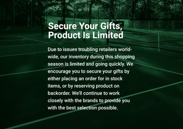 Secure Your Gifts | Product is Limited