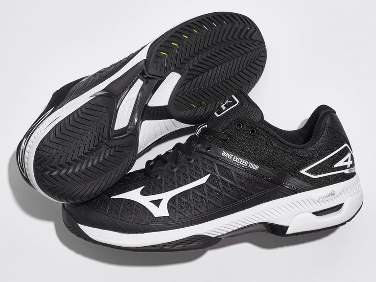 MIZUNO Tennis Shoes WAVE EXCEED TOUR 4 61GA2070 White US11 29cm