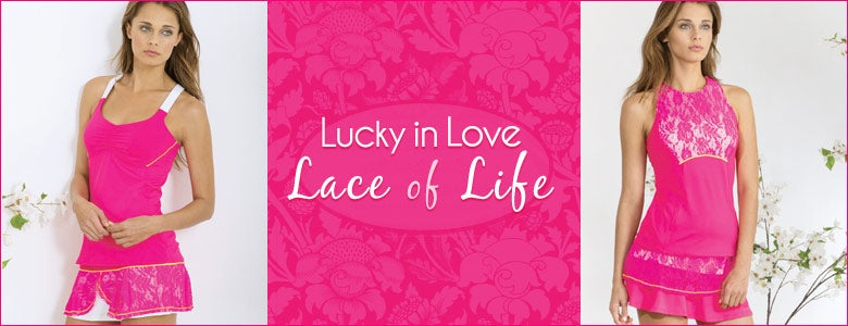 Lucky in Love Lace Life Group