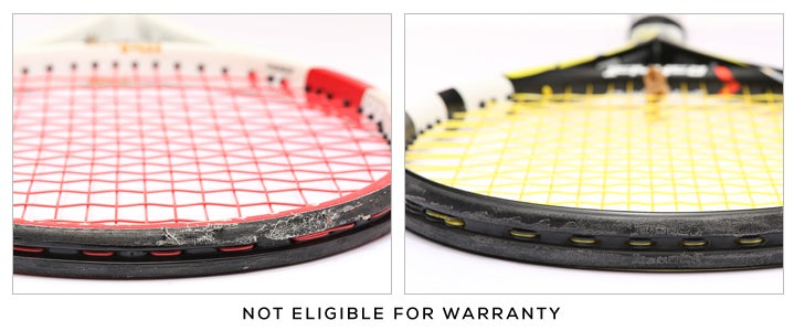 What Racquets Qualify for Warranty Replacement