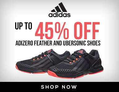 Adidas Adizero Shoes Up to 45% Off