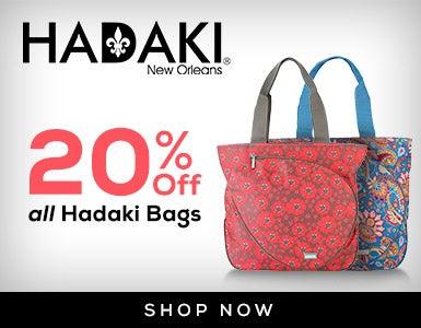 Hadaki Bags 20% Off