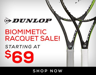 Dunlop Biomimetic Racquet Sale