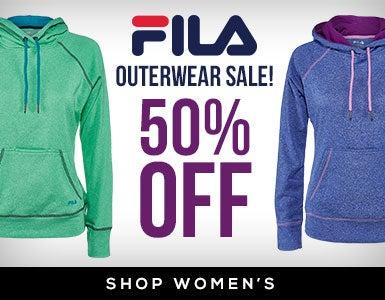 Fila Women's Outerwear Sale