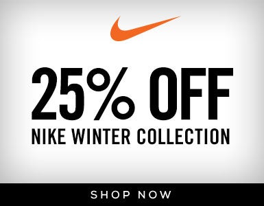 Nike MAP 25% Off Winter Collection