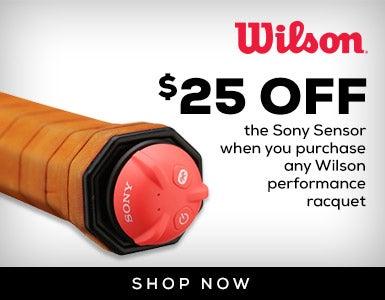 $25 OFF Wilson Sony Sensor