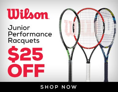 Wilson Junior Performance Racquets
