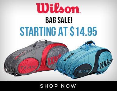 Wilson Bag Sale!