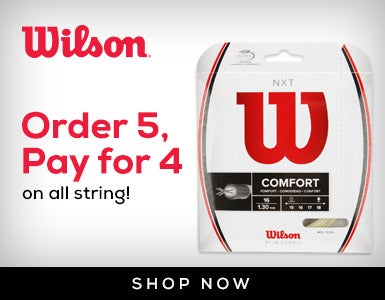 Wilson Order 5, Pay for 4 All String