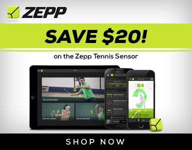 Save $20 on Zepp Sensors