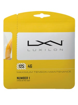 Luxilon 4G 16L (1.25) String