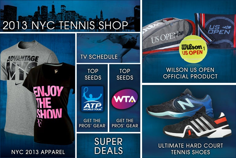 2013 NYC Tennis Shop