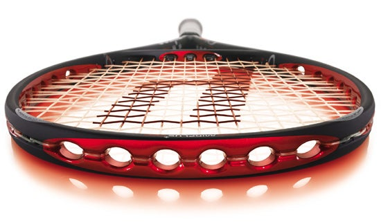 Tennis Warehouse - Prince O3 Red Racquet Review