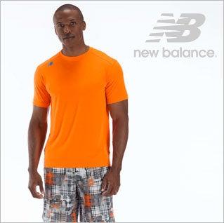 new balance tennis clothes