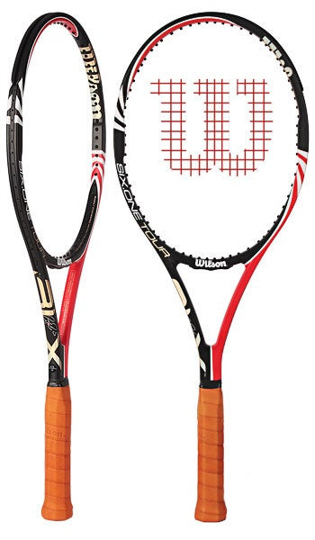 Wilson BLX Six.One Tour Racquets