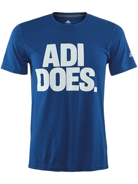 adidas Men's Summer ADI DOES T-Shirt