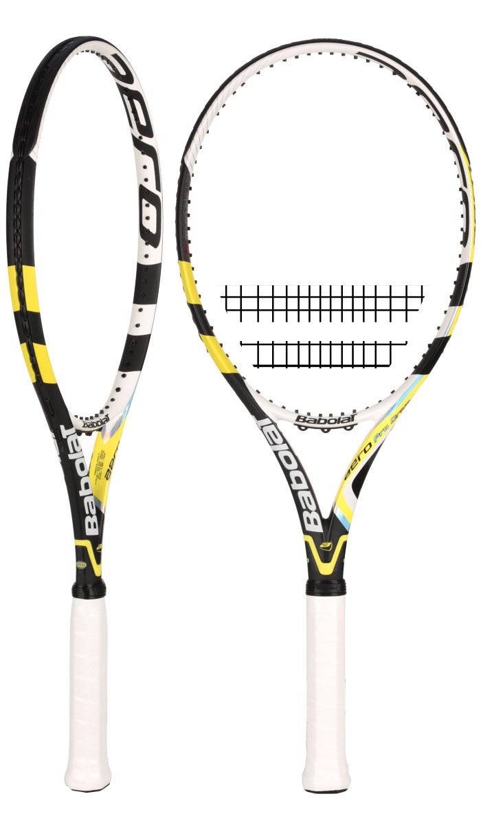 babolat aeropro drive gt review