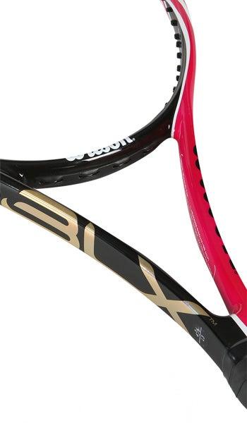 Wilson BLX Blade 98 Pink tennis racket