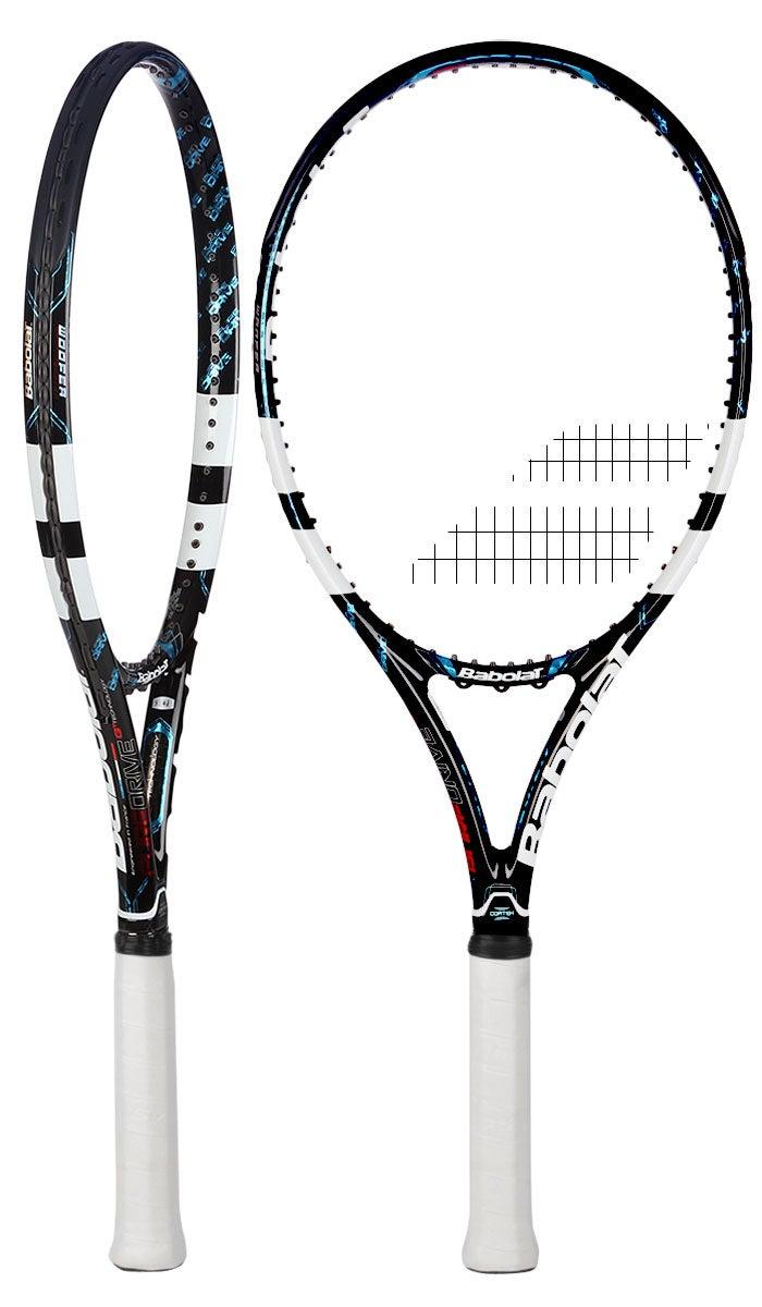 2012 BABOLAT pure drive tennis racquet