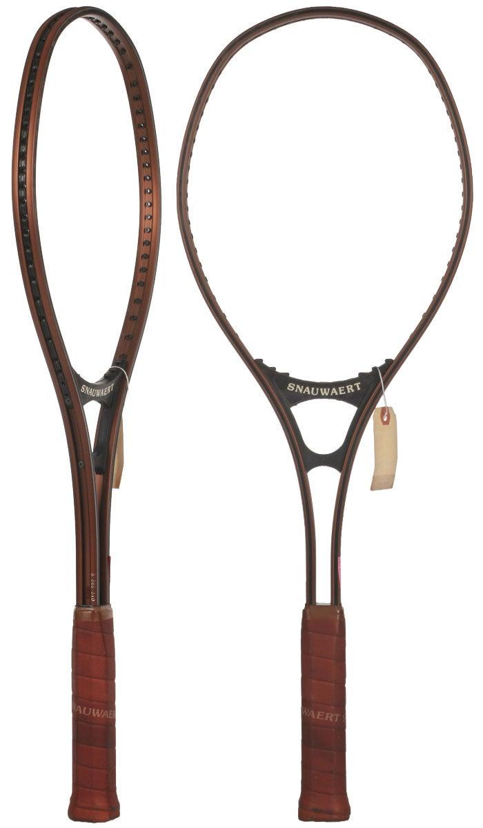 Bosworth Snauwaert Aluminum Racquet