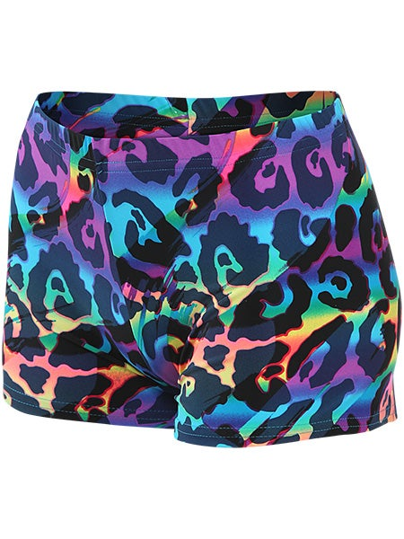 Funkadelic Women Fiesty Cat Compression Shorts