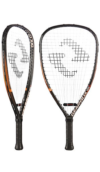 Gearbox 2012-13 Solid 1.0 165Q Orange Racquet